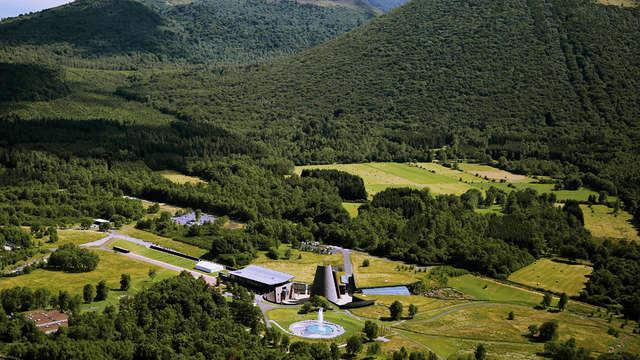 A la découverte des volcans d'Auvergne à Vulcania !