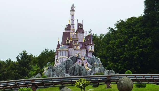Escapada a pleno centro de París con entradas para Disneyland® París (1 día/2 parques)