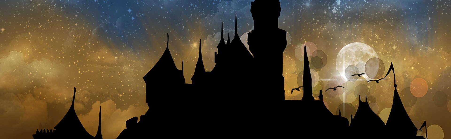 Offre spéciale : Week-end en famille avec entrées aux deux parcs Disneyland® Paris(1 Jour / 2 Parcs)