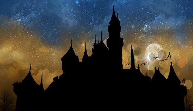 Escapada mágica a los 2 parques Disneyland® París (desde 2 noches - Pase 1 día)