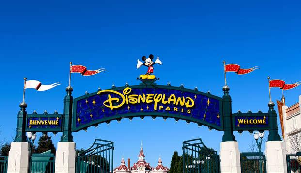 Week-end magique avec entrée à Disneyland® Paris (jusqu'à 6 personnes - 1 Jour / 2 Parcs)