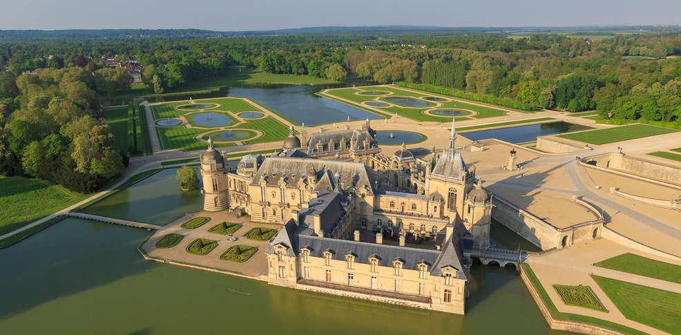 Risultati immagini per chateau de chantilly