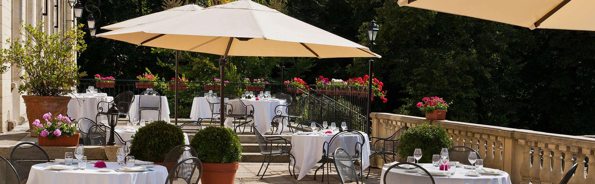 Week-end détente avec diner 3 plats à Chantilly