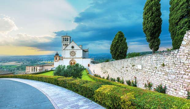 Découvrez l'Ombrie à Città di Castello