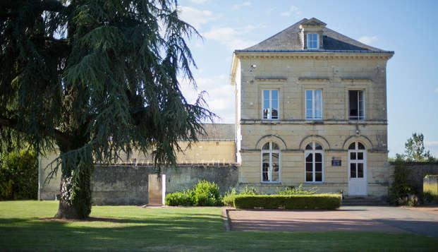 Domaine de Roiffe - facade