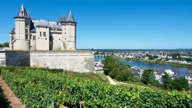 Séjour découverte de nos régions à deux pas de Saumur