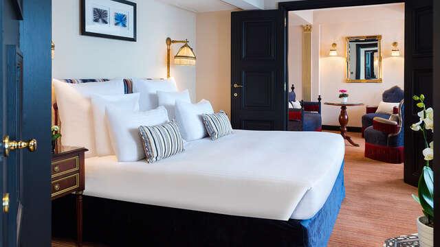 Escapade in een luxe hotel in Brussel