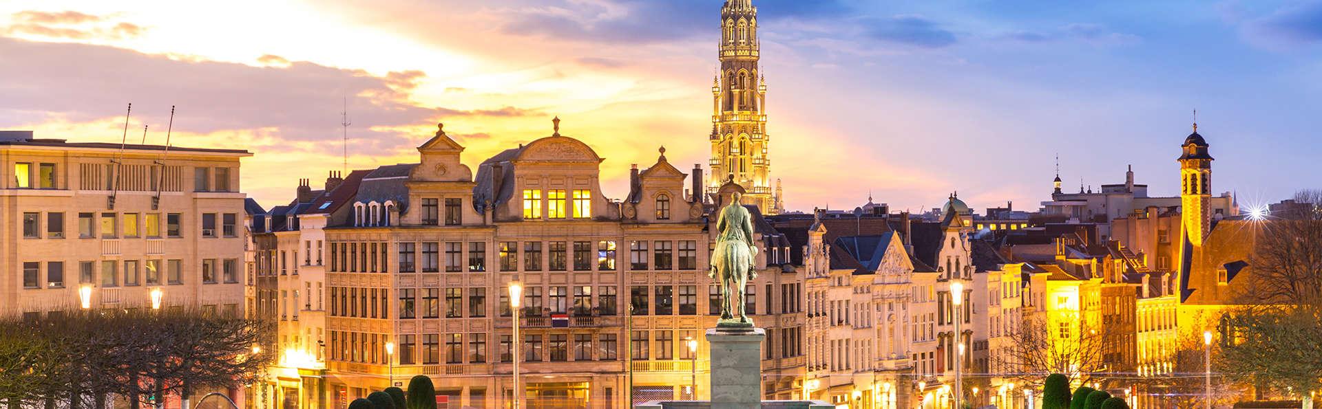 Séjour de luxe sur l'avenue Louise à Bruxelles