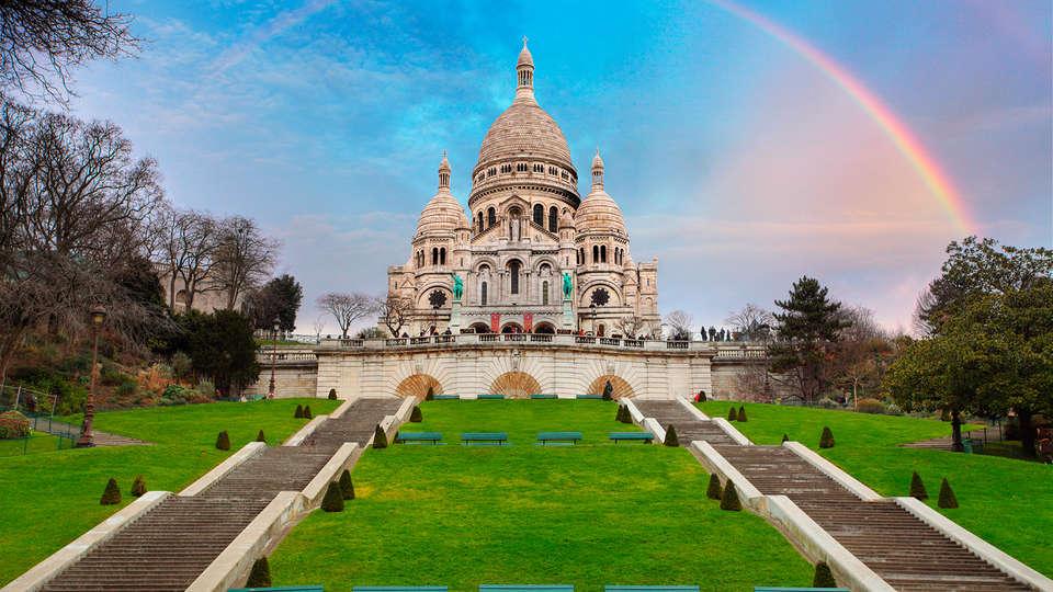 Comfort Hotel Sixteen Paris Montrouge - EDIT_sacre_cour.jpg