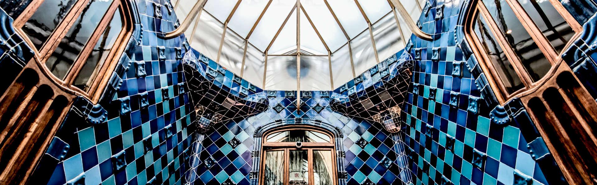 Spécial route de Gaudi : Découvrez l'architecture moderniste du centre de Barcelone (à partir de 3 nuits)