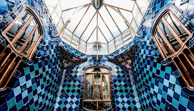 Escapada en Barcelona con entradas sin cola a la Casa Batlló