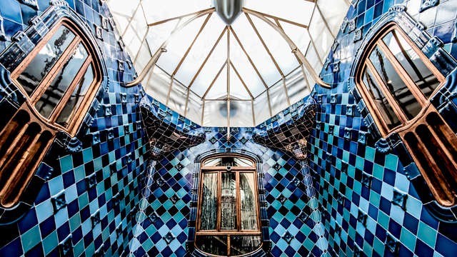 Weekend in Barcelona met toegangsbewijzen voor Casa Batlló zonder in de rij te hoeven staan