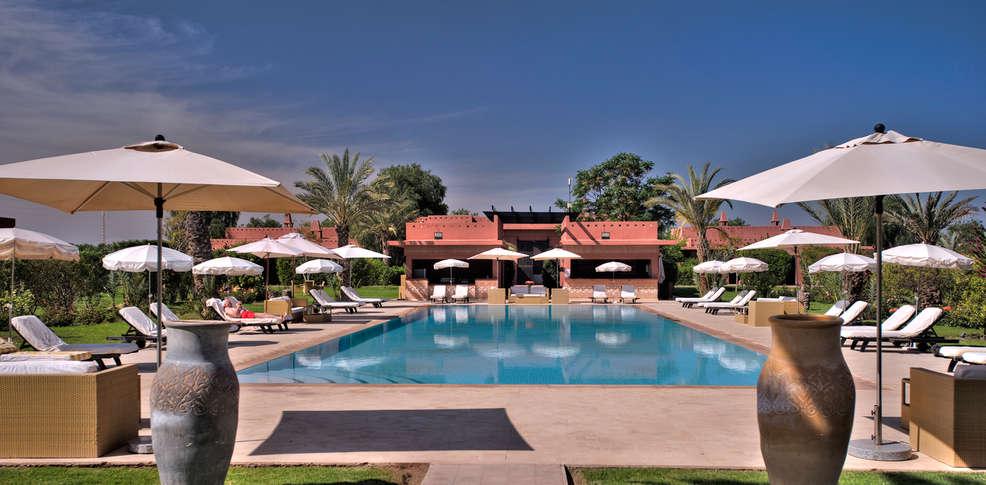Domaine Des Remparts 5 Marrakech Maroc
