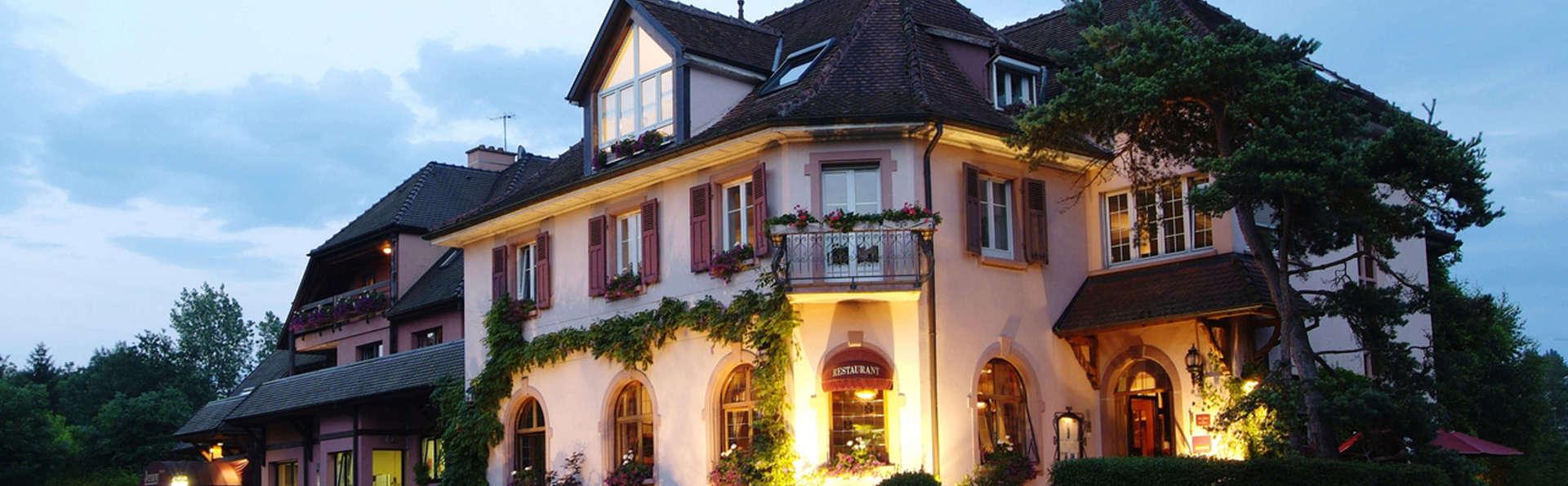 Escapade romantique et gourmande en Alsace