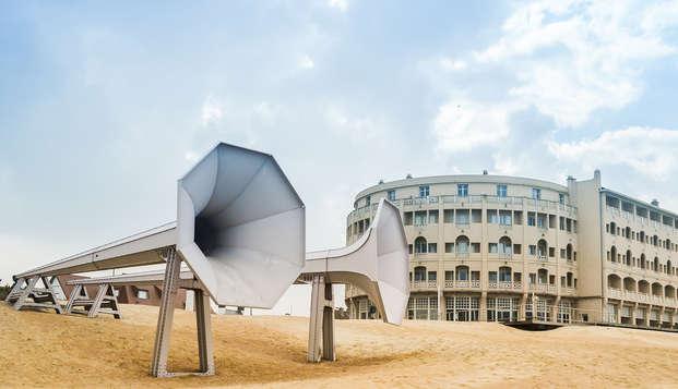 Combineer het heerlijke strand van Westende en het magische Plopsaland (vanaf 2 nachten)