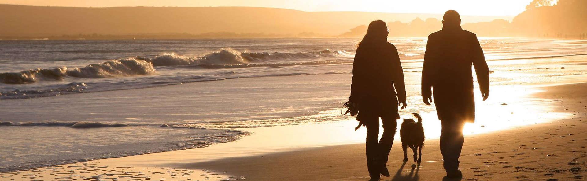 Week-end à la mer avec accès à un magnifique wellness (jusqu'à 5 personnes, à partir de 2 nuits)