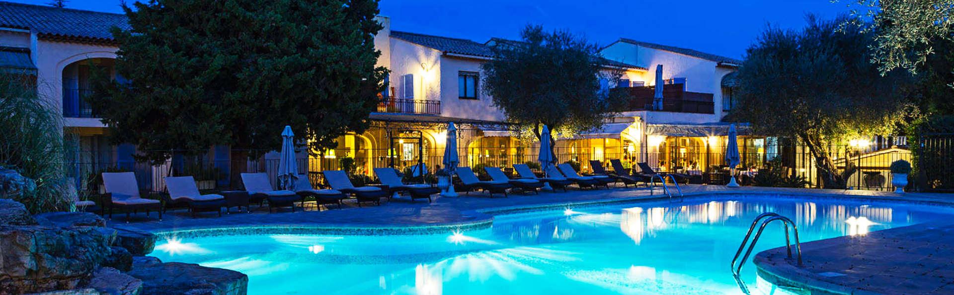 Week-end détente près de Cannes