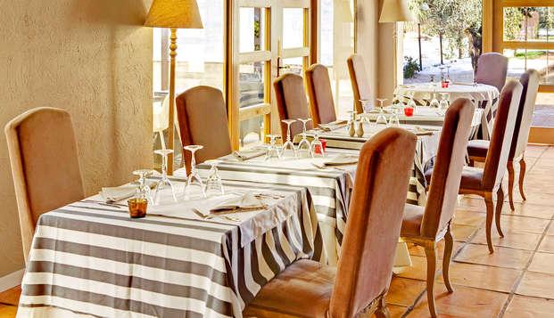 Week-end détente avec dîner près de Cannes