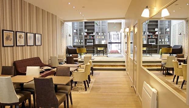 Best Western Gustave Flaubert - Lounge