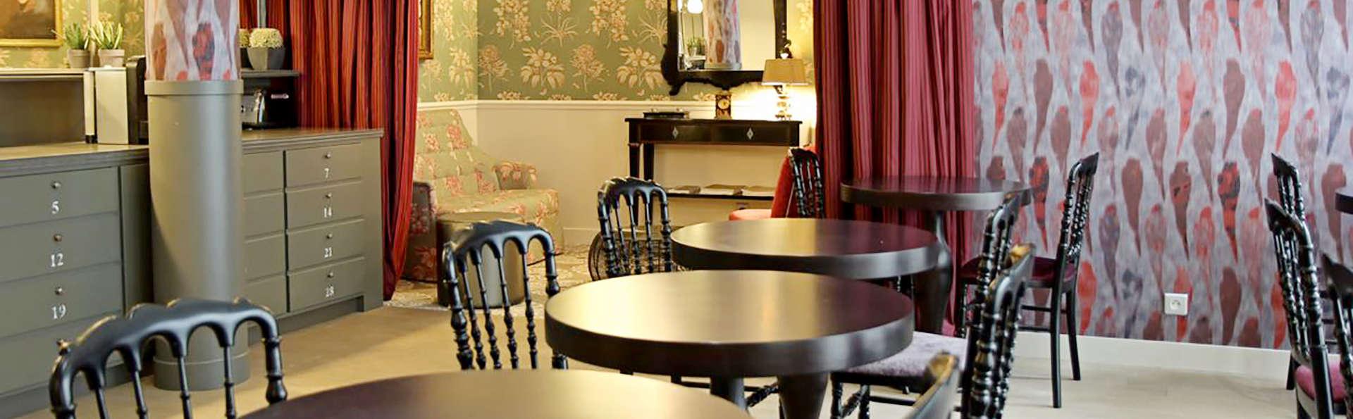 Best Western Gustave Flaubert - Edit_Restaurant.jpg