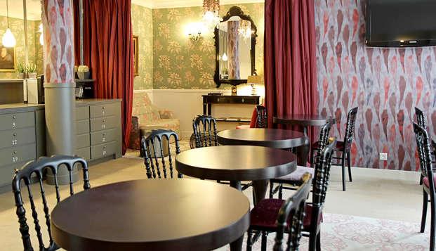Best Western Gustave Flaubert - Restaurant