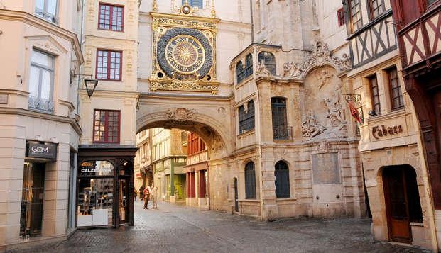 Évasion dans un 4 étoiles au centre de Rouen