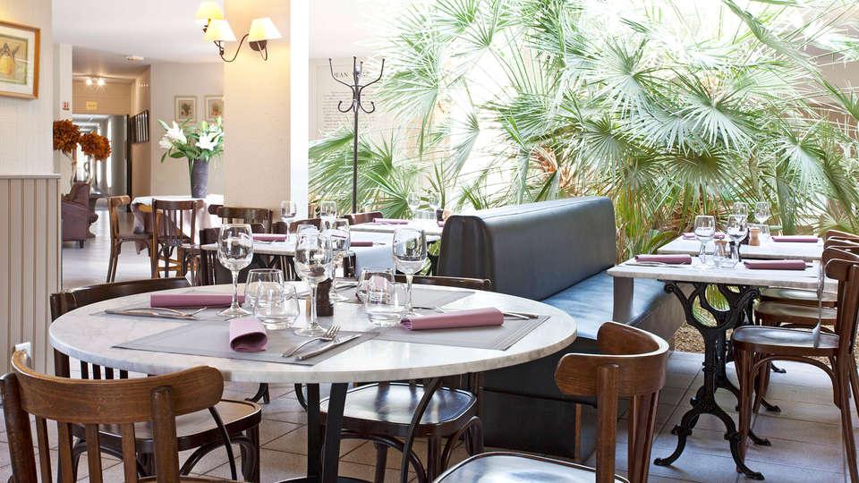 BEST WESTERN Hôtel Le Paradou Avignon Sud - EDIT_rest.jpg