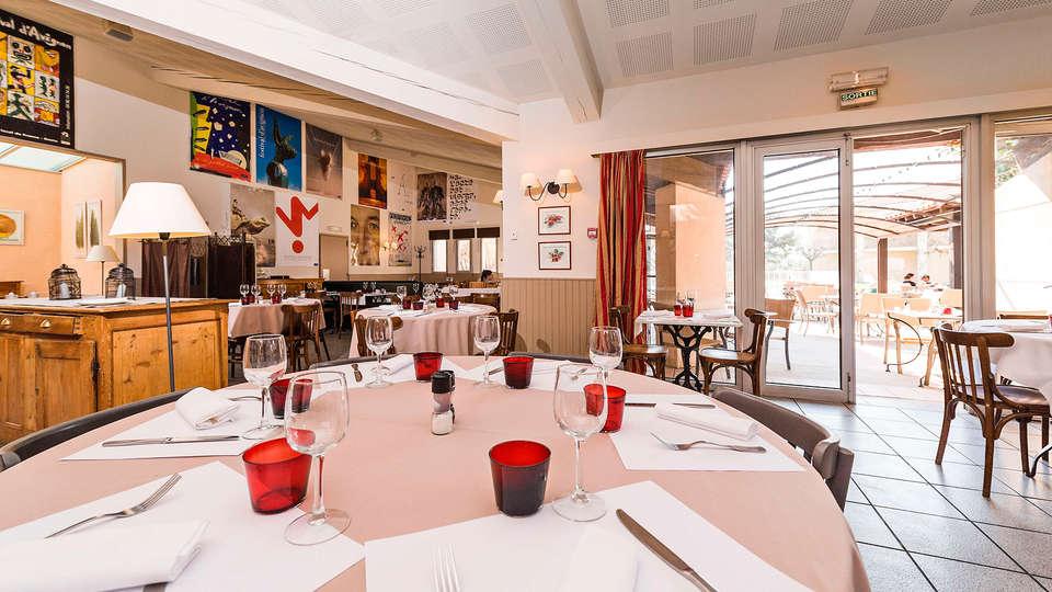BEST WESTERN Hôtel Le Paradou Avignon Sud - EDIT_restaurant.jpg