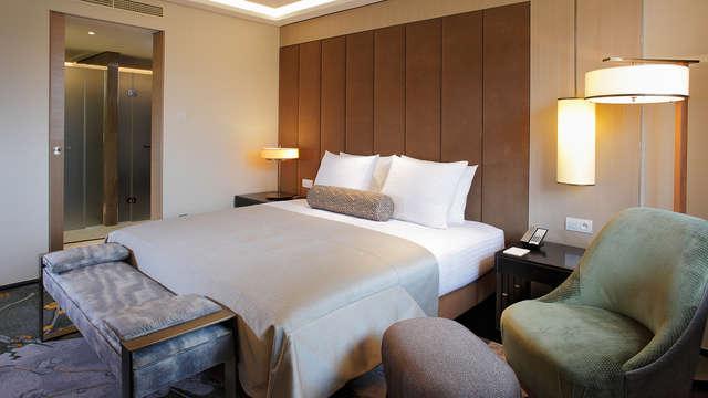 Luxe dans un nouvel hôtel 5* à Bruxelles
