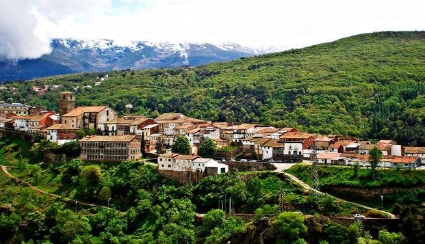 Escapada relax en un hotel en Béjar con acceso al Spa incluido