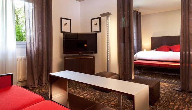 Diana Hotel Restaurant Et Spa - diana molsheim la suite