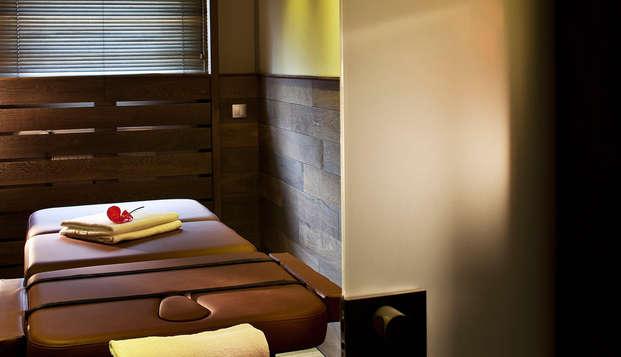 Diana Hotel Restaurant Et Spa - massage
