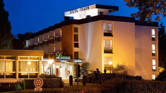 Diana Hotel Restaurant Et Spa - outside