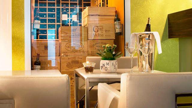 Diana Hotel Restaurant Et Spa - restaurant