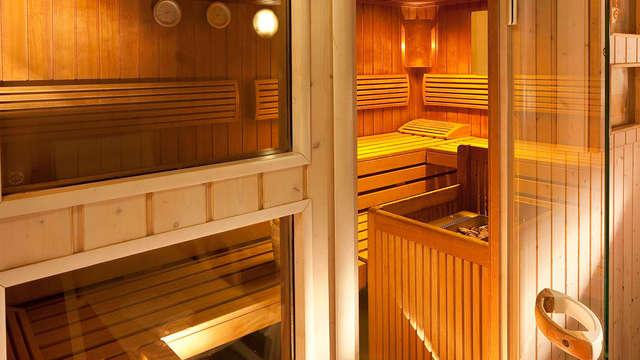 Diana Hotel Restaurant Et Spa - sauna