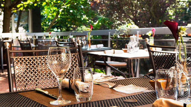 Diana Hotel Restaurant Et Spa - terrace