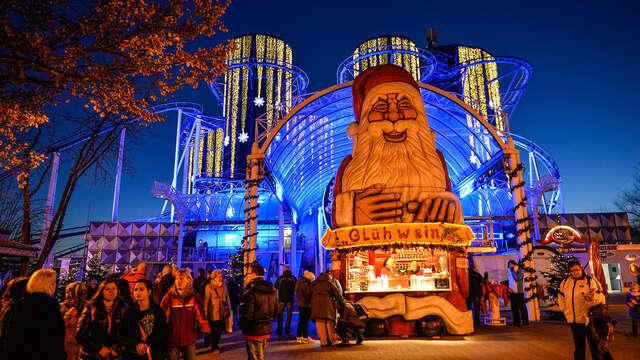 Féerie et découverte du marché de Noel de Strasbourg