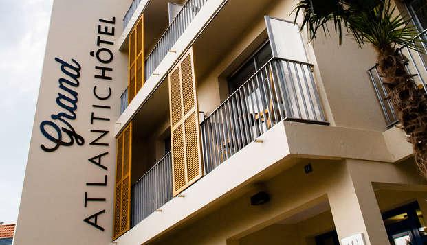 Grand Atlantic Hotel - facade