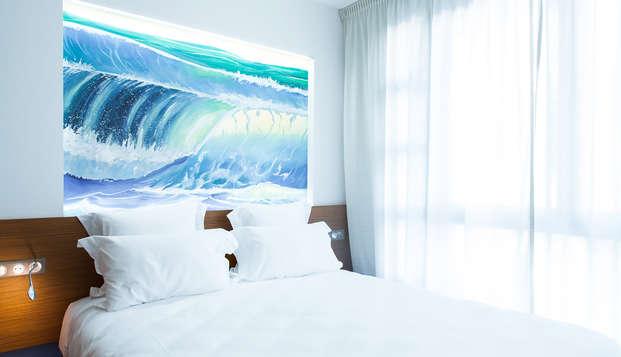Grand Atlantic Hotel - room