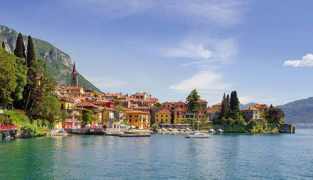 Todo incluido a orillas del Lago de Como