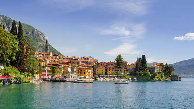 Weekend all inclusive sulle rive del Lago di Como