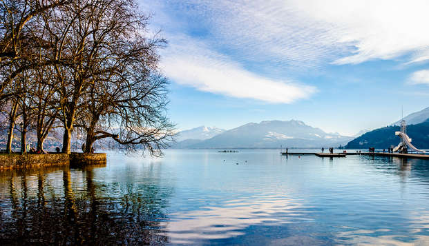 Hotel les Tresoms Lake and Spa Resort - Annecy - destination