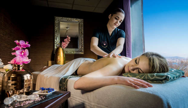 Hotel les Tresoms Lake and Spa Resort - Annecy - massage
