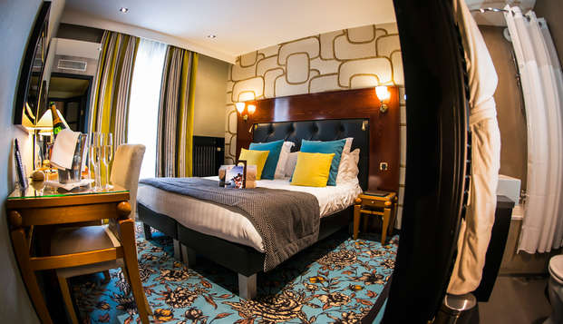 Hotel les Tresoms Lake and Spa Resort - Annecy - room
