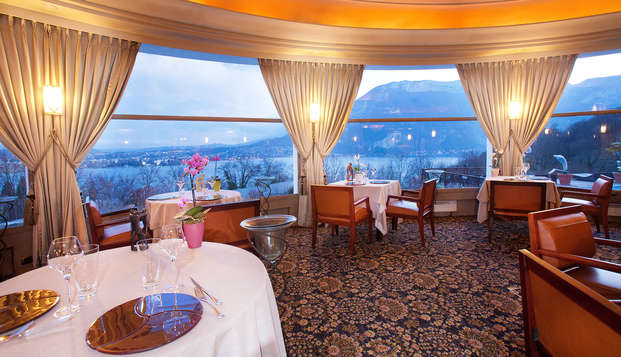 Hotel les Tresoms Lake and Spa Resort - Annecy - restview