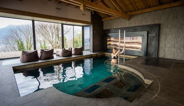 Hotel les Tresoms Lake and Spa Resort - Annecy - spa