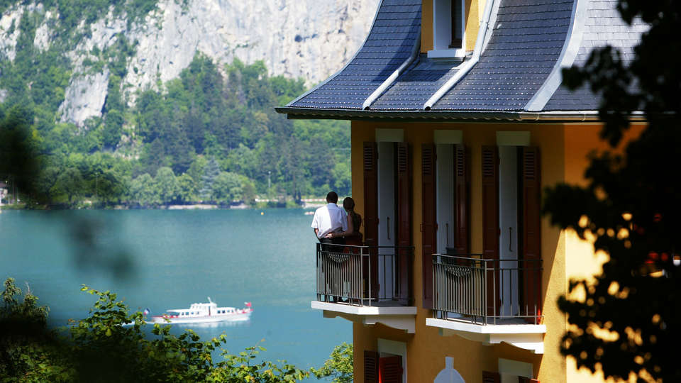 Hôtel les Trésoms Lake and Spa Resort - Annecy - EDIT_view.jpg