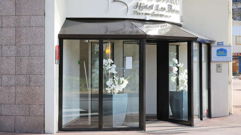 Best Western Les Bains Hotel et SPA  - edit_entrance.jpg