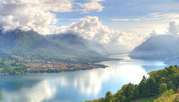 Weekend sul Lago di Como tra gusto e relax: mezza pensione ed entrata alla spa