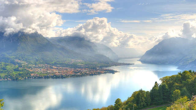 Weekend sul Lago di Como con accesso alla spa!